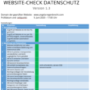 Website-Check nachher